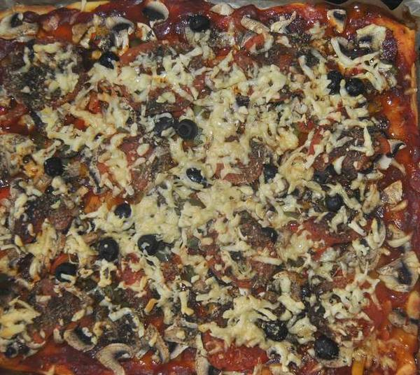 Domowa Pizza by A.